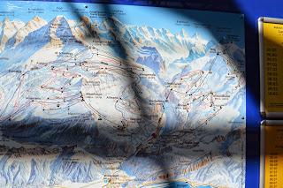 Dag zes: Lauterbrunnen, Jungfraujoch