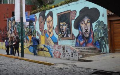 Dag drie, Lima