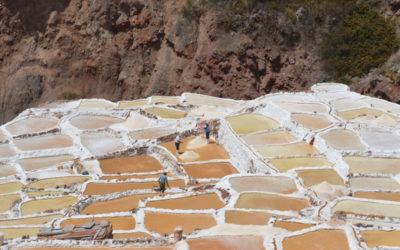 Dag vijf: Cuzco- tour Maras, Moray en Salineras