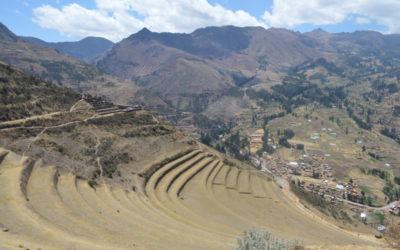 Dag zes:  door de sacred Valley naar Ollantaytambo