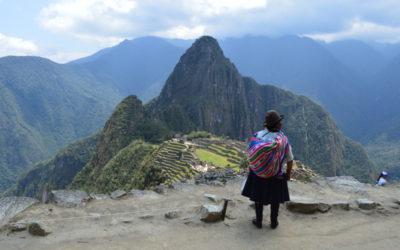 Dag zeven Macchu Picchu